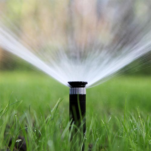Winterise your irrigation system
