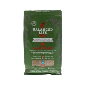 Balanced Life Air Dried Gluten & Grain Free Prebiotics Lamb