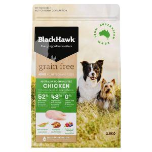 Black Hawk Grain Free All Breeds Chicken