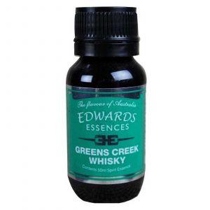Spirit Essence Flavour GREENS CREEK WHISKEY Edwards Essence 50ml Home Brew