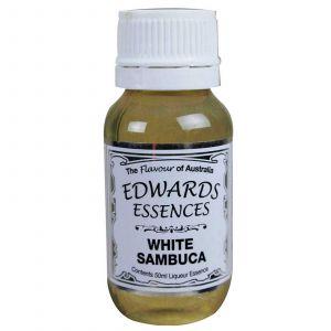 Liqueur Edwards Essence Flavour WHITE SAMBUCA 50ml Home Brew