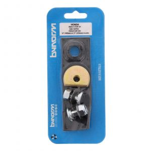 Mower Blade and Bolt Set Honda 485mm (19 Inch) and 525mm (21 Inch) Models Bynorm
