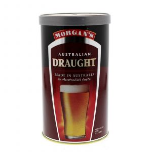 Morgans Australian Draught Ingredient Can Home Brew Beer