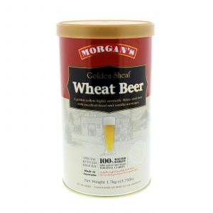 Morgans Export Golden Sheaf Wheat Ingredient Can Home Brew