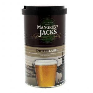 Mangrove Jacks International Series Dutch Lager Ingredient Can Home Brew