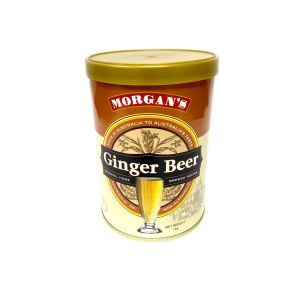Ginger Beer 1kg Makes 20L Morgans Home Brew Beer Alcoholic Or Non-Alcoholic