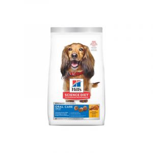 Hill's Science Diet Oral Care Dog Food; Dry Dog Food; Oral Care Dog Food; Adult Dog Food