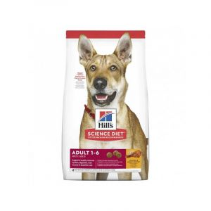 Hill's Science Diet Dog Food; Dry Dog Food; Chicken & Barley