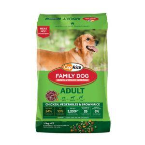 Coprice Family Dog Plus Garlic 20Kg