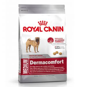 Royal Canin Med Derma Comfort 10kg Dog Food Breed Specific Premium Dry Food