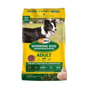 Coprice Working Dog Chicken Veg Rice 20Kg