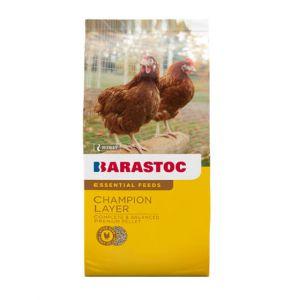 Champion Layer (Top Layer) 20kg Barastoc Complete Premium Feed Short Cut Pellet