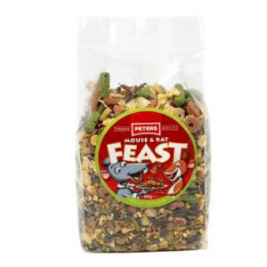 Mouse & Rat Vegetarian Feast Pet Food 800g Premium Quality Designed by Vets
