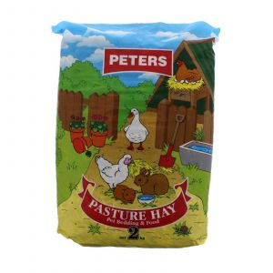 Peters Pasture Hay 2kg Chicken Bird Nest Aviary Straw Clean Natural Ornamental
