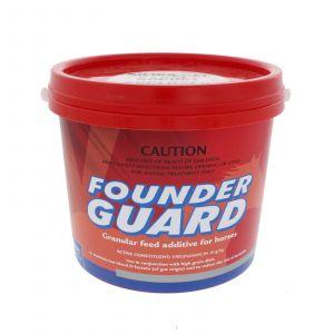 Founder Guard Granular Feed Additive Virbac Horse Equine 1kg Health Supplement