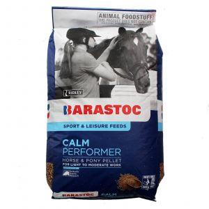 Calm Performer Barastoc Barastoc Oat Free Added Molasses Horse Feed Food 20kg