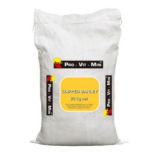 Whole (Clipped) Barley 20Kg