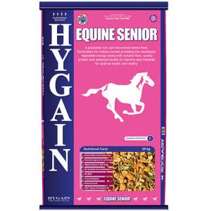 Equine Senior Hygain 20Kg