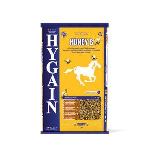 Hygain Honey B Sweet Feed Micronized High Fibre Molasses Horse Feed Food 20kg