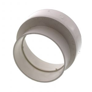 Stormwater 100mm To 90mm Female/Female Coupling Repair Fitting PVC Irrigation