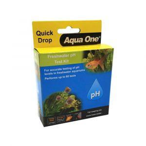 Test Kit Ph Freshwater 4.5-10 Quickdrop Ecomomy