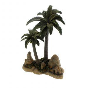 Hermit Crab Cocopalm Island 16x12.5x22cm Tropical Tank Forest Decoration