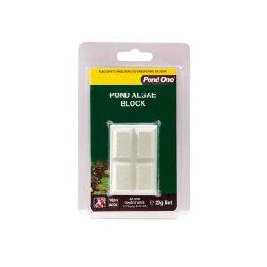 Block Pond Algae Eliminator 4Pk 20G X 4 Kongs