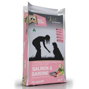Meals For Mutts Dog Grain Free Salmon & Sardine 20Kg Hypoallergenic Gluten Free