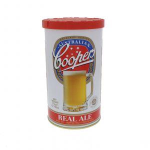 Standard Real Ale 1.7kg Makes 23L Coopers Home Brew Beer