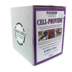 Cell-Provide Essential Nutrients Kohnke's Own Own Horse Equine 10kg Supplement