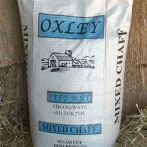 Mix Chaff Oxley Feed Mill