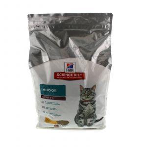 Cat Food Hills Feline Indoor Cat 4kg Science Diet Premium Dry Food Healthy