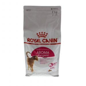 Cat Food Royal Canin Feline Aroma Exigent 2kg Premium Dry Food Specific Diet