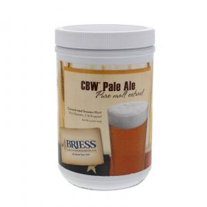 CBW Pale Ale Briess Extract 1.5kg Concentrated Brewers Wort Home Brew Ingredient