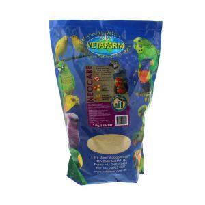 Vetafarm Neocare 2.5kg  Natural Bird Aviary Feed Formula Treat Food Supplement