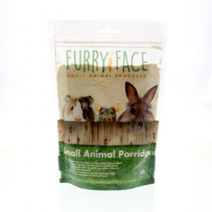 Furry Face Small Animal Porridge 500g Australian Made Highly Nutritious