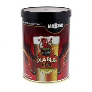 Mr Beer Diablo IPA Extract Kit Includes Yeast Home Brew