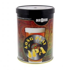 Mr Beer Long Play IPA Extract Kit Includes Yeast Homebrewing Kit Home Brew