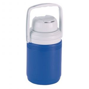 Jug Blue Polylite 1.3LT Screw-Cap Coleman Camping Stain Odour Resistant Party