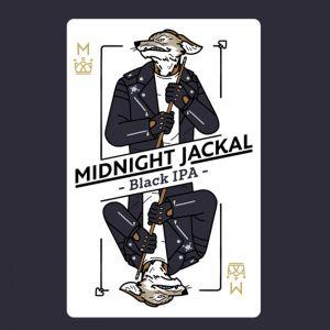 Midnight Jackal Black Ipa Fresh Wort Kit Made In Australia All Inn Brewing