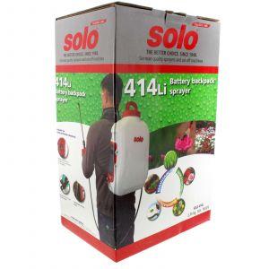 Solo 414 Battery Backpack Sprayer Li-ion UV Resistant Genuine