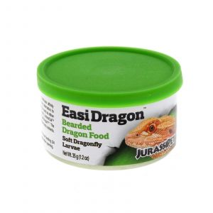 Easidragon 35g Jurassidiet Farm Raised Crickets Pathogen Free DragonFly Larvae