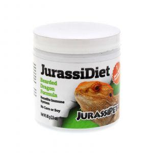 Bearded Dragon W/Probiotics 80g Jurassidiet Alfalfa Meal Protein Formula