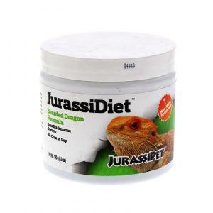 Bearded Dragon W/Probiotics 140g Jurassidiet Alfalfa Meal Protein Formula