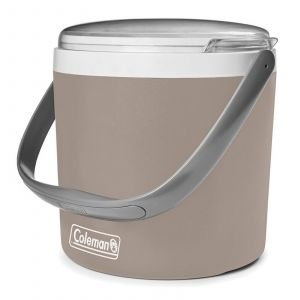 Cooler Party Circle Sandstone Coleman Camping 12 Hour Ice Retention Party Deluxe