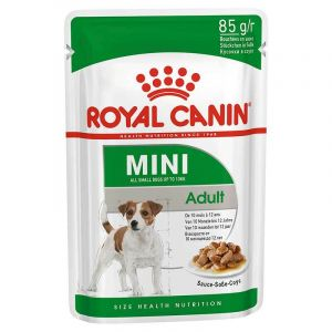 Mini Adult 85G Pouch Royal Canin