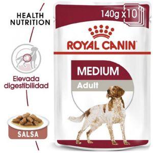 Medium Adult 140G Pouch Royal Canin