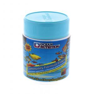 Community Formula Flakes 34g Ocean Nutrition Premium Aquarium Fish Food