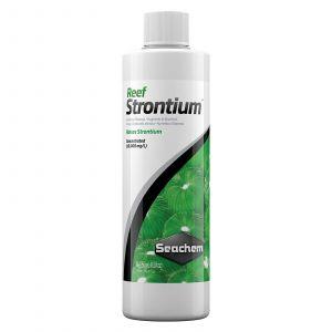 Reef Strontium 250ml Seachem Fish Aquarium Treatment Plant Health Concentrate