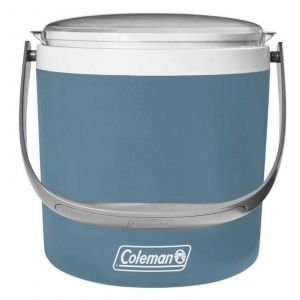 Cooler Party Circle Dusk Blue Coleman Camping 12 Hour Ice Retention Party Deluxe